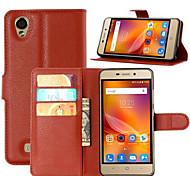 The Embossed Card Protective Cover For ZTE X3 Mobile Phone