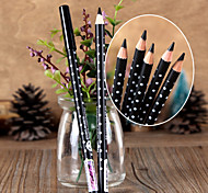 Midnight Cool® Eyebrow Pencil Dry Long Lasting / Waterproof / Natural Black Eyes