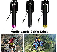 Besteye® MP3ST Selfie Stick Portable Folding Mobile Phone Selfie Monopod for Iphone Samsung Galaxy MonoPod