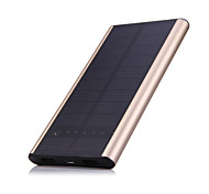 SUNWALK 4000mAh Solar Power Bank Charger with Charging Cable