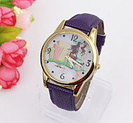 Ladies' Watch Trend Punk Girl Casual Graffiti Watch
