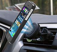 2016 Новый уникальный магнитный воздушный клапан Автомобильный держатель для всех смартфонов мобильных телефонов