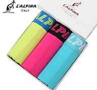 L'ALPINA® Men's Cotton Boxer Briefs 3/box - 21137
