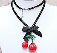 Anhänger-Halskette (Legierung Niedlich