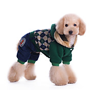 Dog Costumes / Coats / Jumpsuits - S / M / L / XL / XXL - Winter - Multicolored -Cosplay / Camouflage / Keep Warm / Fashion / Halloween /