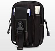 1000D Nylon D30 Tactical Molle Waist Bags Men's Outdoor Sport Casual Waist Pack Purse Mobile Phone Case