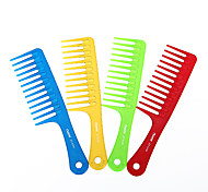 Large Wide Tooth Comb Curly Hair Comb Long Hair Hair Shampoo Anti-Static Not Knot (Random Color)