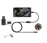 Android  Endoscope USB 5.5mm Android Phone Endoscope 6 LED IP66 Waterproof Camera USB Endoscope 2M OTG CCTV camera