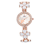 New Arrive Luxury Rhinestone Bracelet Women Watch Ladies small Quartz Watch Women Wristwatch waterproof WH0013A/W