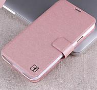 Asling Schutz Flip-Open PU-Leder Ganzkörper-Kreditkarteninhaber Slots luxuriöse Handytasche für Samsung Galaxy S4