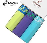 L'ALPINA® Men's Cotton Boxer Briefs 3/box - 21138