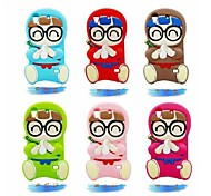 Arale Cartoon Silicone Back Case For iPhone 6/6S