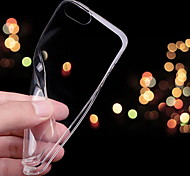 Ultra-thin 0.3mm Transparent TPU Soft Case for iPhone 5/5S