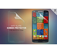 NILLKIN Anti-Glare Screen Protector Film Guard for MOTO X Force