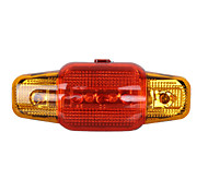 5-LED 2-mode Bicycle Rear/Tail Light  Cycling Safety Warning Light