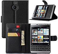 The Embossed Card Support For BlackBerry Passport Protection Silver Edition Mobile Phone
