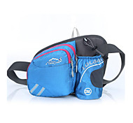 10-20 L Belt Pouch Tempo libero All'aperto Antiumidità / Indossabile Blu Oxford Fulang