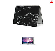 2016 Mixcolor MacBook Case with Screen Flim for  MacBook Pro 15.4 inch