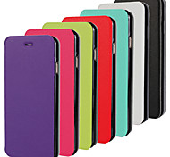 """Ultra-Thin Business Luxury Leather Case With Screen Protector for iPhone 6 Plus/6S Plus 5.5"""""""