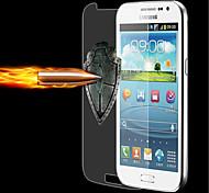 explosion premium preuve verre trempé écran film protecteur de protection trempé arc à membrane pour Galaxy Ace 4 / g3139
