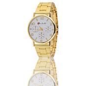Miss Luo ma Freizeit gemeinsam 2016 neue Jahr drei Auge sechs Bolzen legierter Stahl männlichen Uhrenmarke