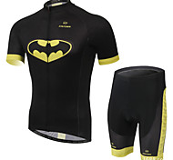 XINTOWN Cycling Bike Short Sleeve Sports Clothing Bicycle Suit Jersey+Shorts