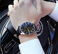 men Brand Geneva Fashion Quartz Watches Sport Student watch Casual Dress Wristwatches Military clock Wrist Watch Cool Watch Unique Watch