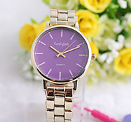 Ladies' Watch Phnom Penh  High-Grade And Simple Ladies Ultra-Thin Gold Watch