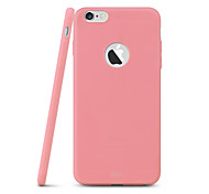Candy-Colored Thin TPU Material Mobile Shell for iPhone 6/6S (Assorted Colors)