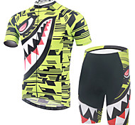 XINTOWN Cycling Clothing Sets/Suits / Jerseys / Arm Warmers Unisex BikeBreathable / Ultraviolet Resistant / Quick Dry / Lightweight