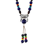Long Beads Necklace for Women