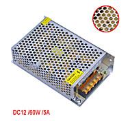 Jiawen ac 110V / 220V zu DC 12V 5A 60W Transformator Schaltnetzteil