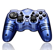 PXN®-8103 Dual Shock Rechargeable Wired Game Controller for PC