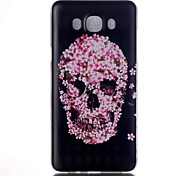 Skull Pattern PC Phone Case For Samsung Galaxy J1/Galaxy J5 /Galaxy J7 /Galaxy J1/J1(2016)/J5(2016)/J7(2016)