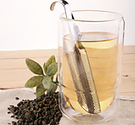 Tobacco Pipe Shape Tea Strainer Tea Infuser Stainless Steel