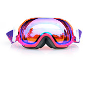 BASTO Easy Fit Strap Adjustment System TPU Frame Skiing Snow Goggles