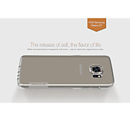 NILLKIN Nature Series Ultra Thin Transparent TPU Case for Samsung Galaxy S7(Assorted Colors)