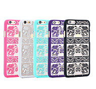 Elephant Color Relief Mobile Phone Protection Shell Chinese Style for iPhone 6/6S 4.7""