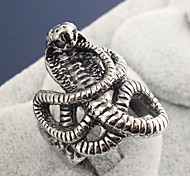New Product Alloy Ring Statement Rings Daily / Casual 1pc