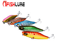 "Afishlure Hard Bait Popper Lure 8g 5/16oz 68mm/2-11/16"" inch 2pcs/lot Sea Fishing/Fly Fishing / Bait Casting"