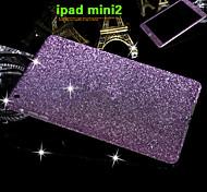 brilho de corpo inteiro para ipad mini / mini-2 / Mini 3 brilhante caixa do telefone adesivos decalques de filmes de diamantes brilhantes