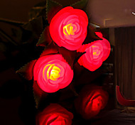 Rose LED Light for Birthday Christmas Valentine Party