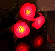 Rose llevó la luz de la fiesta de cumpleaños de San Valentín Navidad