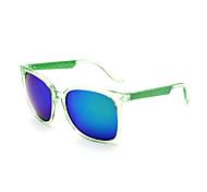 Gafas de Sol mujeres's Deportes / Modern / Moda De Gran Tamaño Múltiples colores Gafas de Sol Completo llanta