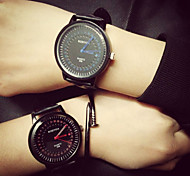 2016 Fashion Unisex's Wrist Watch Watches Men and Woman Watch Simple Students Watch(Assorted Color) Cool Watches Unique Watches