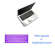 2016 Top Selling Cover-C Sticker Palm Guard and keyboard cover for Macbook 12 inch