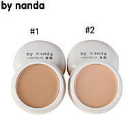 1PCS Foundation Wet Cream Concealer / Natural Face Natural