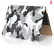 2016 Top Selling Camouflage Color PVC Full MacBook Case for MacBook 12 inch