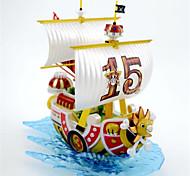o 15 º aniversário do pirata barco decoração kit garagem um pedaço navio Qianyang definir