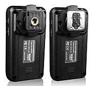sidande WFC-03 déclencheur de flash sans fil électronique stander 2,4 GHz pour d800 6d et nikon de canon 70d 60d caméras DSLR